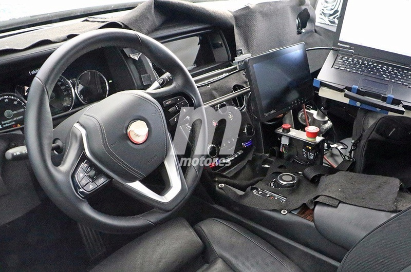 2017 - [Rolls-Royce] SUV Cullinan - Page 9 Bd6d7e10