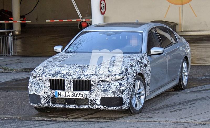 2019 - [BMW] Série 7 restylée  Bdeadd10