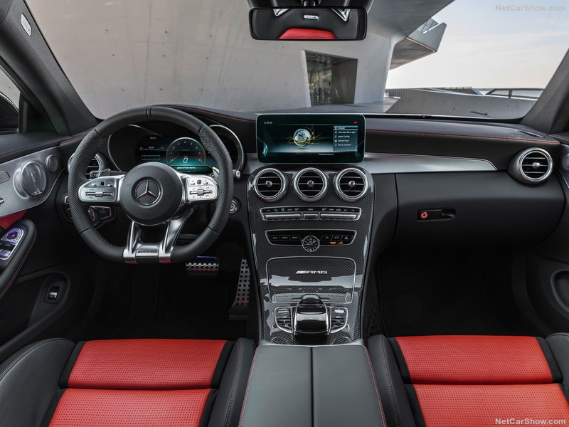 2018 - [Mercedes] Classe C Restylée [W205/S205] - Page 4 Be2b6410