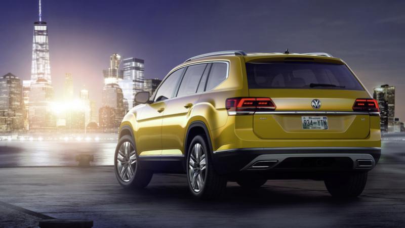 2017 - [Volkswagen] Atlas / Teramont - Page 7 Be666510
