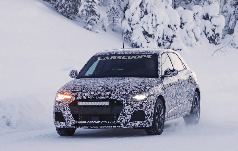 2018 - [Audi] A1 Sportback II - Page 4 Be9cfe10