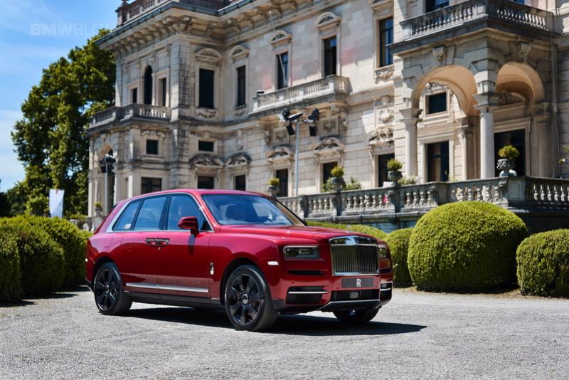 2017 - [Rolls-Royce] SUV Cullinan - Page 15 Bee0e410