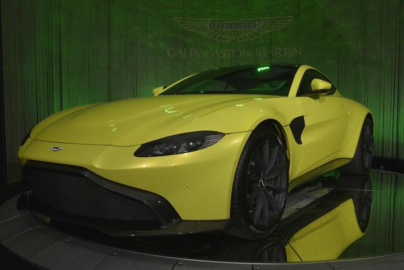 2017 - [Aston Martin] Vantage - Page 3 C0372f10
