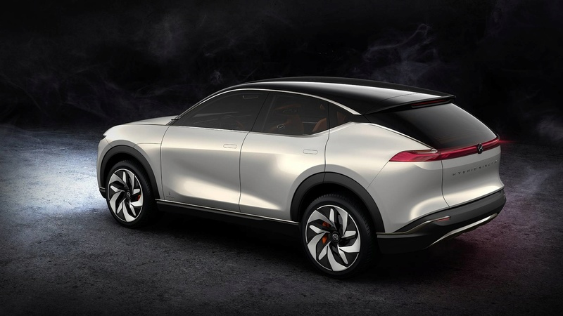 2017 -[Pininfarina] H500 / H600 Hybrid Kinetic Concept C0464910
