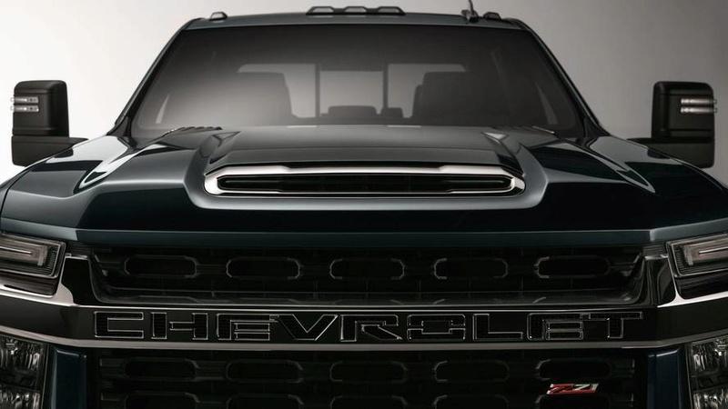 2018 - [Chevrolet / GMC] Silverado / Sierra - Page 2 C06f7510