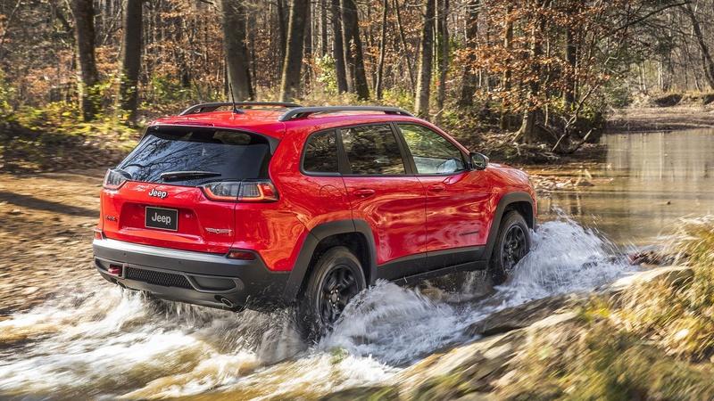 2016 - [Jeep] Cherokee restylé - Page 2 C0ece110