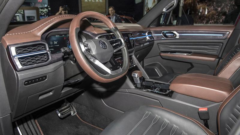 2018 - [Volkswagen] Atlas Tanoak concept C1d96710