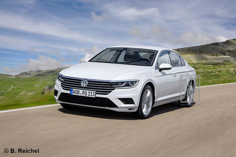 2019 - [Volkswagen] Passat restylée C28bd510