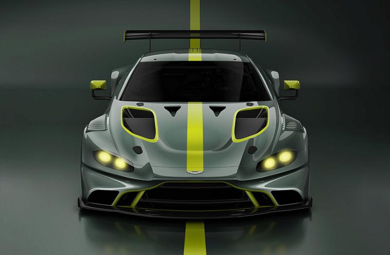 2017 - [Aston Martin] Vantage - Page 3 C29efa10