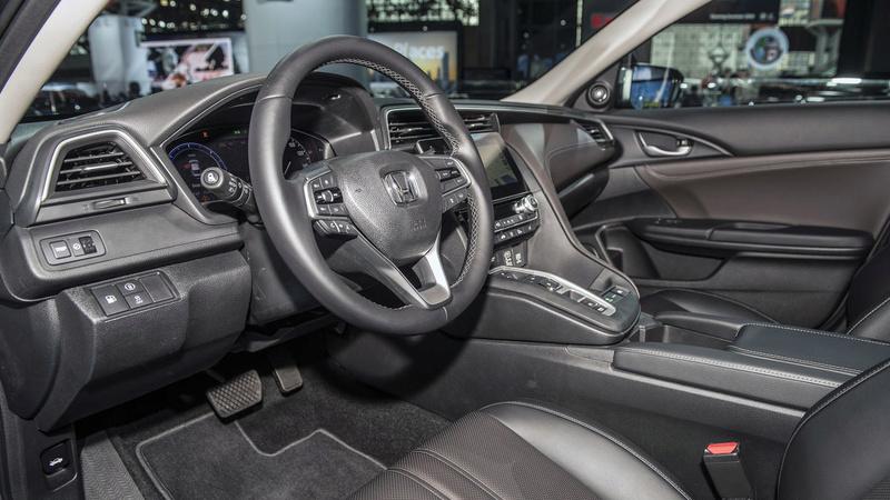 2018 - [Honda] Insight III C2a56510