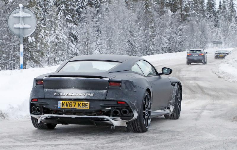 2019 - [Aston Martin] DBS Superleggera C2b7d010