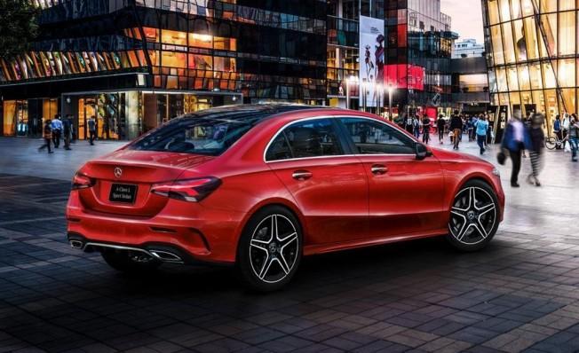 2018 - [Mercedes-Benz] Classe A Sedan - Page 3 C30ac410