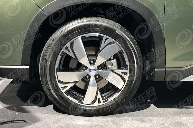 2018 - [Subaru] Forester C3793e10