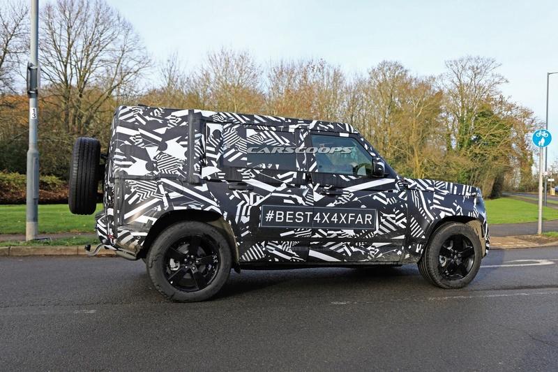 2018 - [Land Rover] Defender [L663] - Page 5 C394ee10