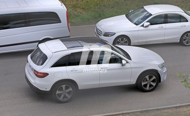2018 - [Mercedes-Benz] GLC/GLC Coupé restylés C3996c10