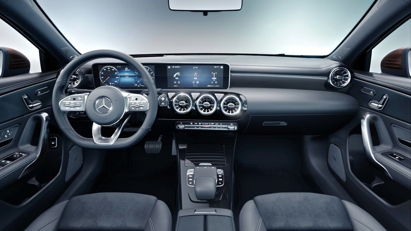 2018 - [Mercedes-Benz] Classe A Sedan - Page 4 C4f9bb10