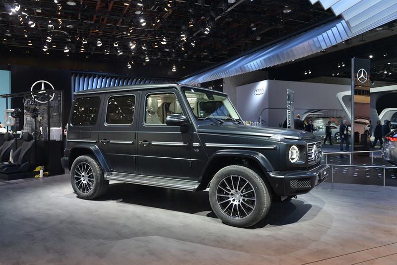 2017 - [Mercedes-Benz] Classe G II - Page 8 C511c510