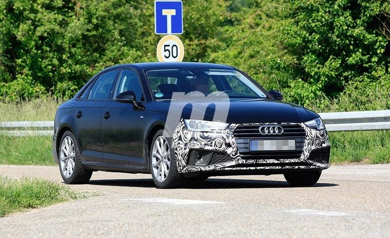 2018 - [Audi] A4 restylée  - Page 2 C5206310
