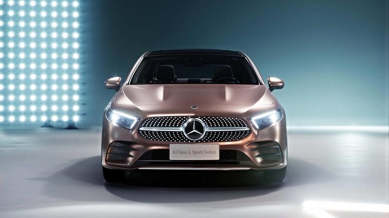 2018 - [Mercedes-Benz] Classe A Sedan - Page 4 C5bc9b10