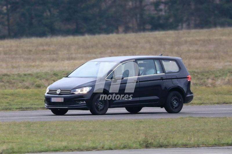2020 - [Volkswagen] Viloran (Sharan III) C5c86e10