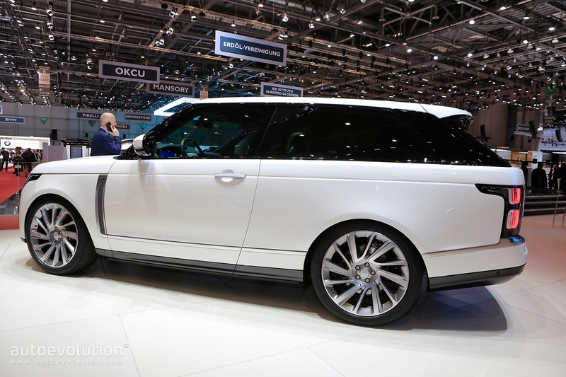 2019 - [Land Rover] Range Rover SV Coupé  - Page 2 C6311110