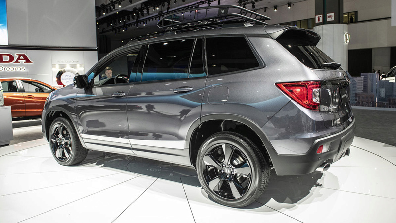 2019 - [Honda] Passport C67e1d10