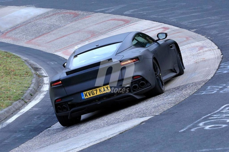 2019 - [Aston Martin] DBS Superleggera C7792a10