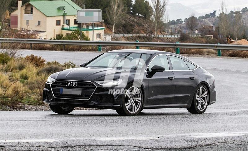 2017 - [Audi] A7 Sportback II - Page 8 C7a30610