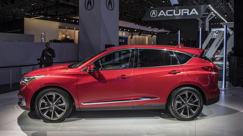 2018- [Acura] RDX C855e610