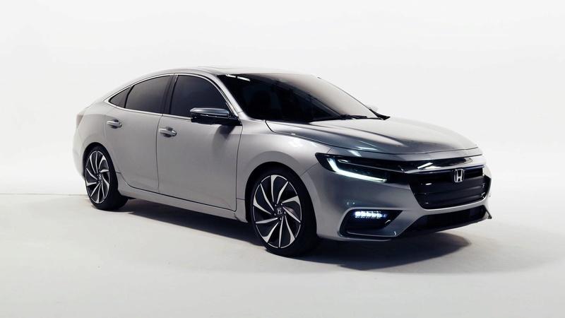 2018 - [Honda] Insight III C8c6dd10