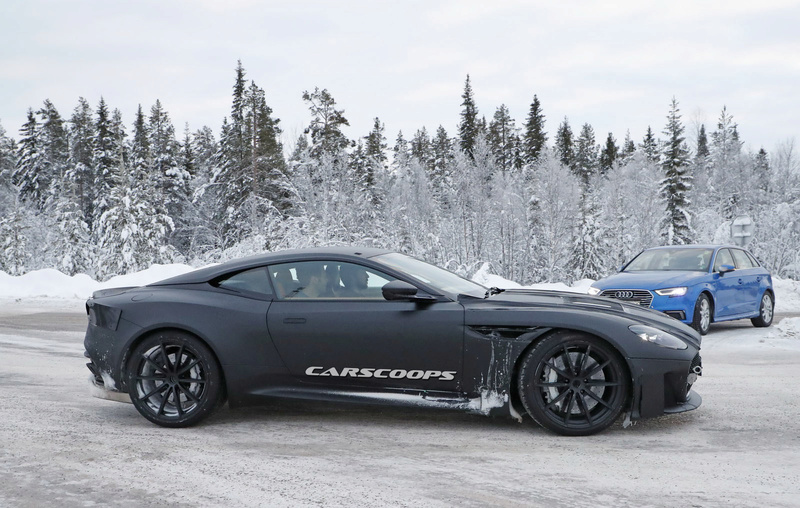 2019 - [Aston Martin] DBS Superleggera C8e71f10