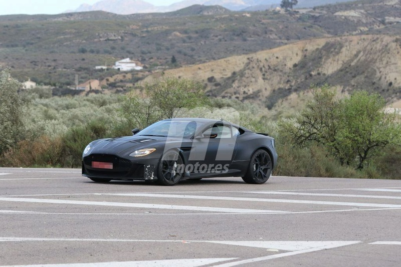 2019 - [Aston Martin] DBS Superleggera C8eaaf10