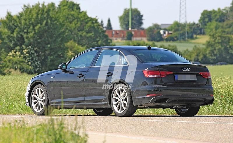2018 - [Audi] A4 restylée  - Page 2 C99c9010