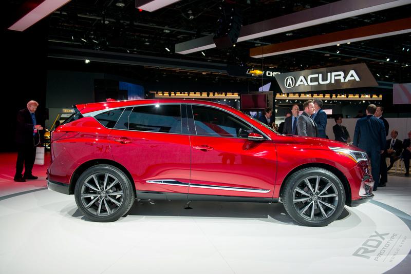 2018- [Acura] RDX Ca390110