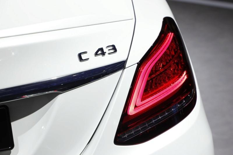 2018 - [Mercedes] Classe C Restylée [W205/S205] - Page 4 Cab16110