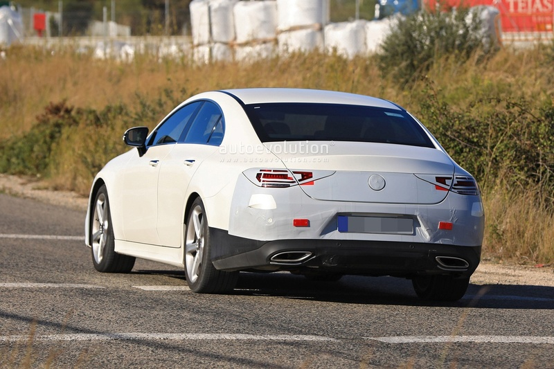2018 - [Mercedes] CLS III  - Page 4 Cae17910