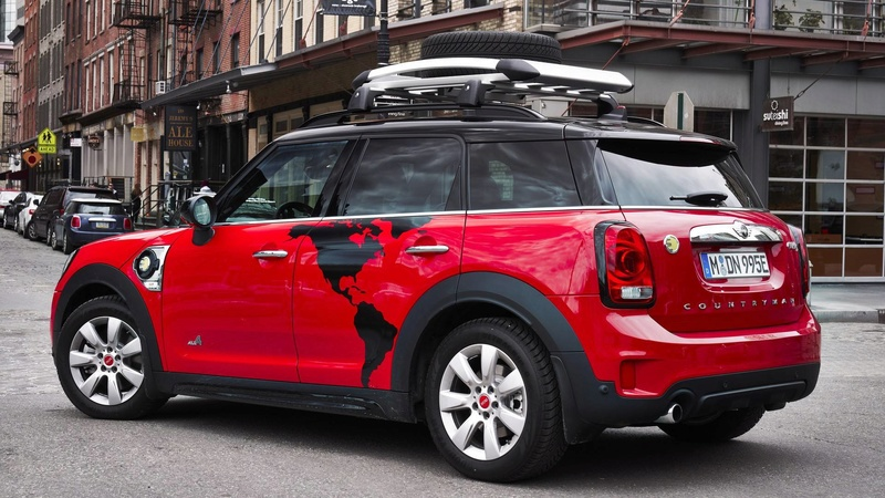 2016 - [Mini] Countryman II [F60] - Page 11 Caf50210