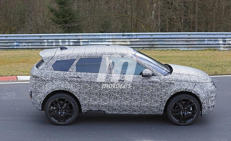 2018 - [Land Rover] Range Rover Evoque II - Page 2 Cb973610