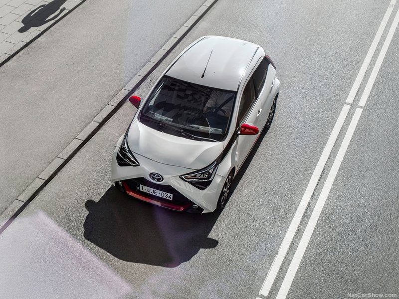 2018 - [Citroën/Peugeot/Toyota] C1 II/108/ Aygo II restylées - Page 5 Cbab2610