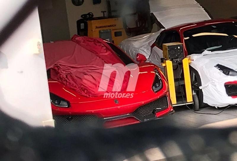 2018 - [Ferrari] 488 Pista - Page 6 Cbdd7010