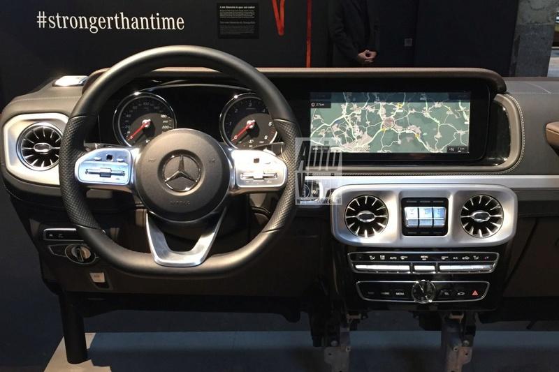 2017 - [Mercedes-Benz] Classe G II - Page 4 Cc6a1910