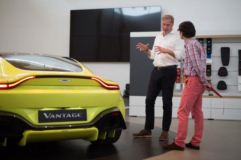 2017 - [Aston Martin] Vantage - Page 2 Ccf1be10