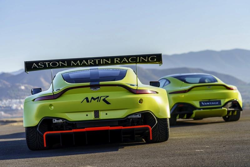 2017 - [Aston Martin] Vantage - Page 3 Cdc73d10