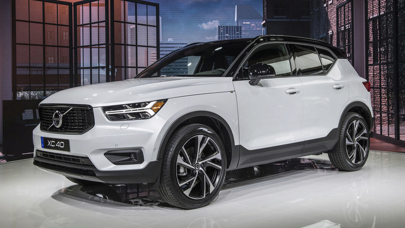 2018 - [Volvo] XC40  - Page 10 Ce113910