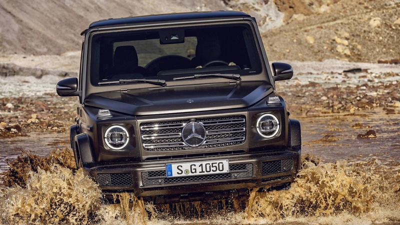 2017 - [Mercedes-Benz] Classe G II - Page 7 Ce180910