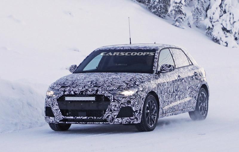 2018 - [Audi] A1 Sportback II - Page 4 Ce614610