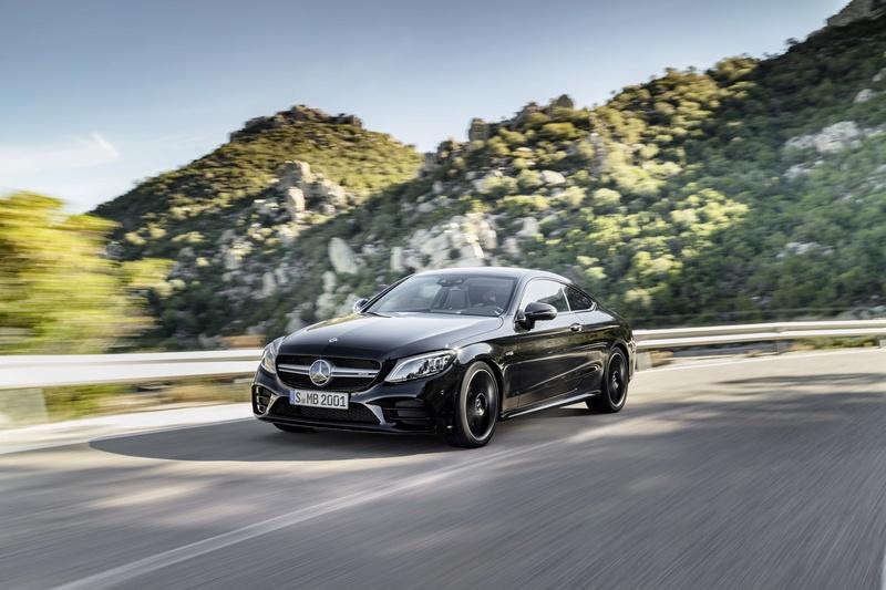 2018 - [Mercedes] Classe C Restylée [W205/S205] - Page 4 Ce643410