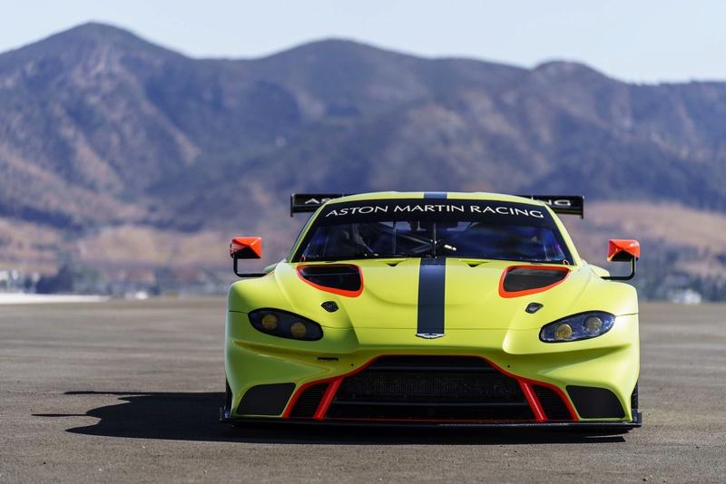 2017 - [Aston Martin] Vantage - Page 3 Cf53d610