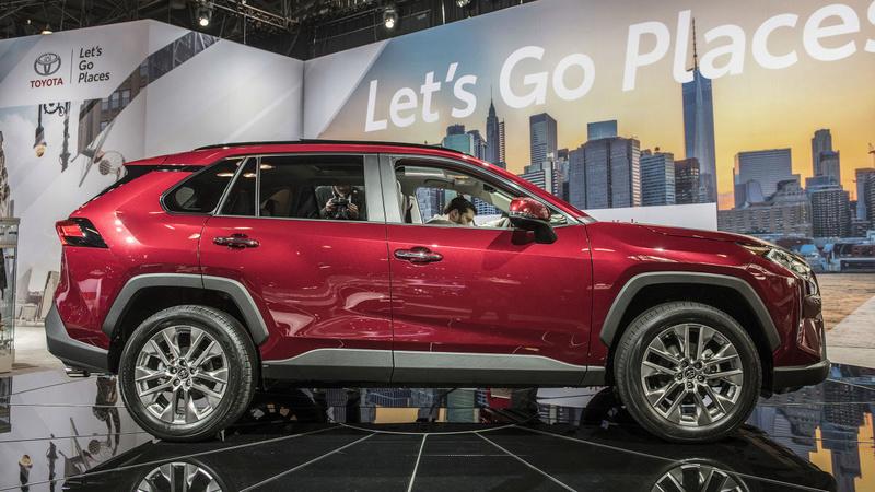 2019 - [Toyota] RAV 4 V - Page 2 Cfd25810