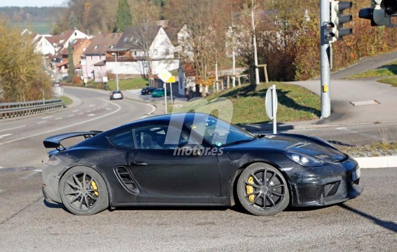 2016 - [Porsche] 718 Boxster & 718 Cayman [982] - Page 6 D038b710